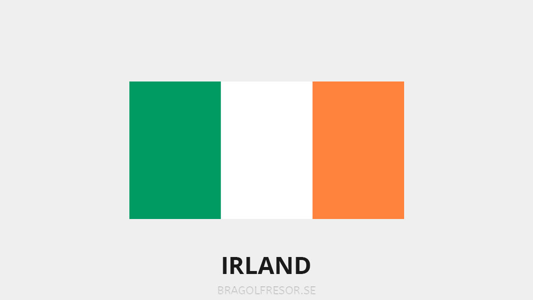 Landsinfo om Irland - Bra Golfresor