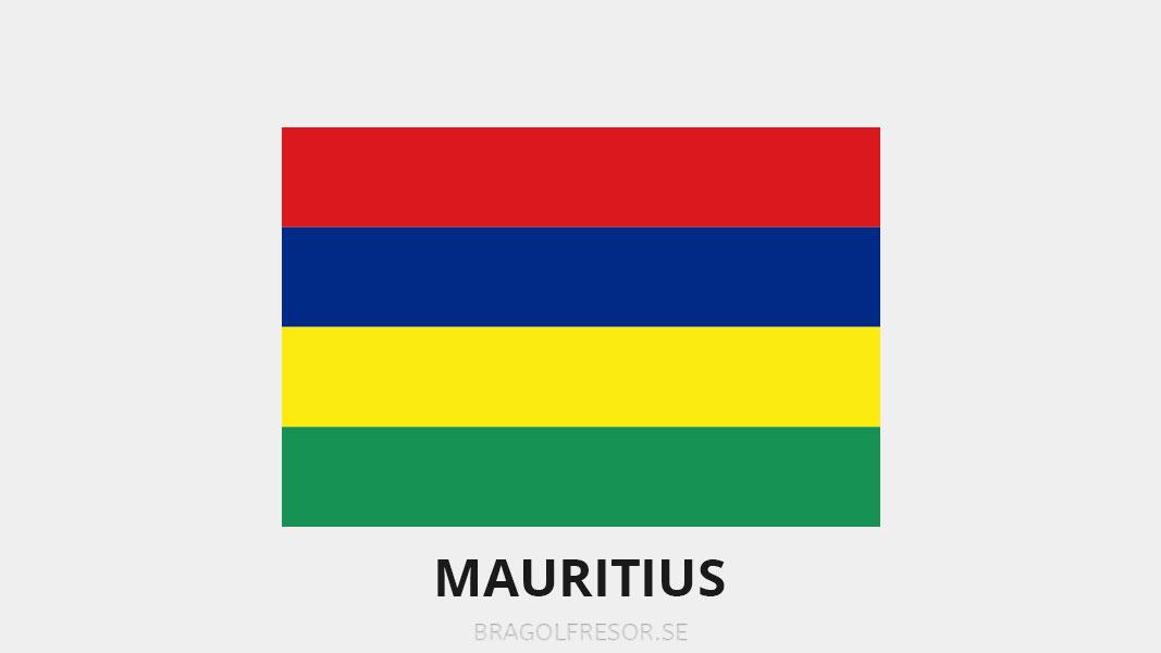 Landsinfo om Mauritius - Bra Golfresor