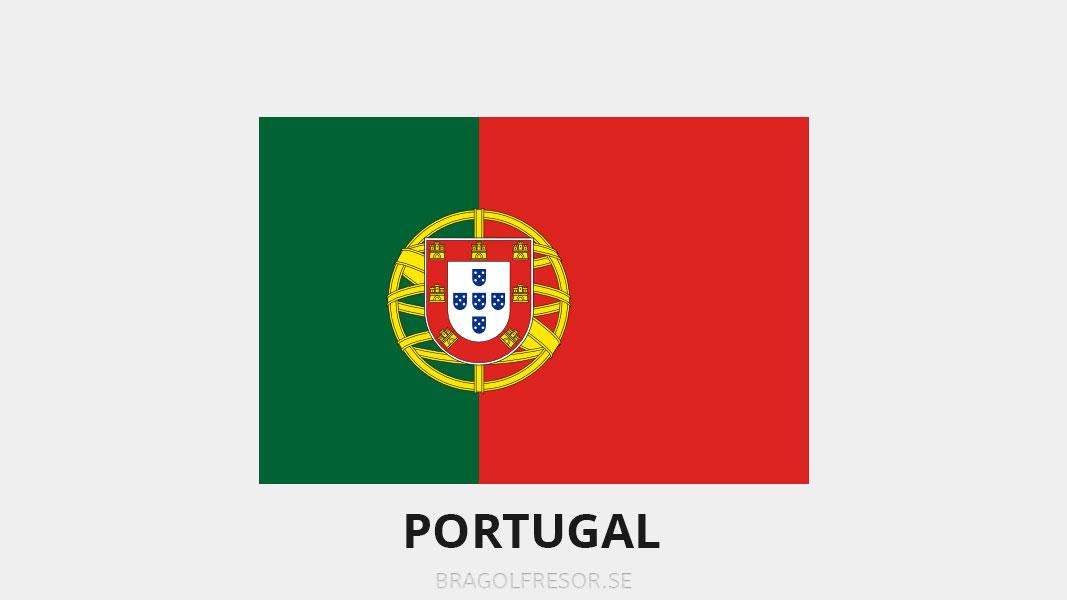 Landsinfo om Portugal - Bra Golfresor