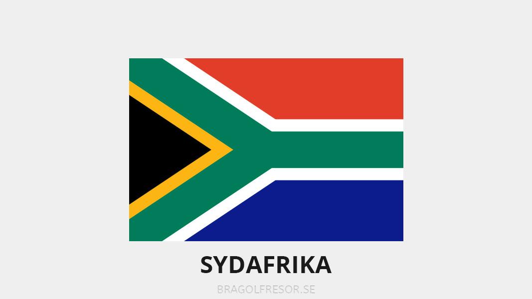 Landsinfo om Sydafrika - Bra Golfresor