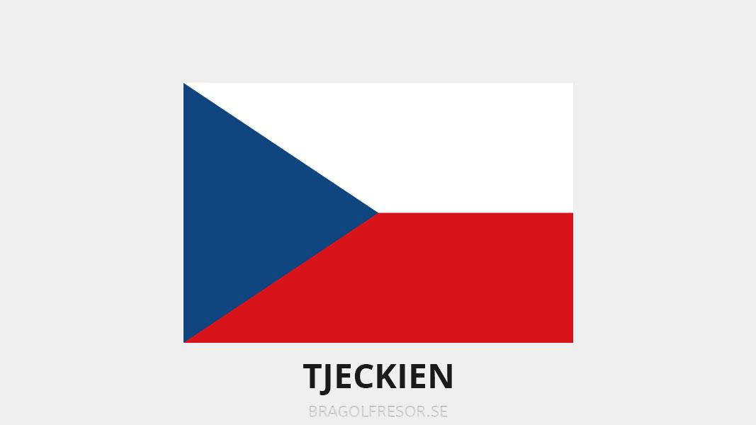 Landsinfo om Tjeckien - Bra Golfresor
