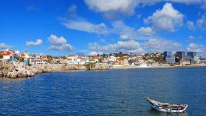 Foto från Portugal - Cascais - bragolfresor.se