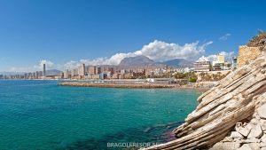Foto från Spanien - Benidorm - bragolfresor.se