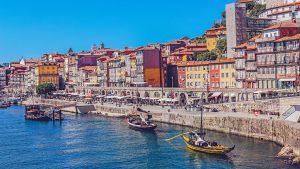 Foto från Portugal - Porto - bragolfresor.se
