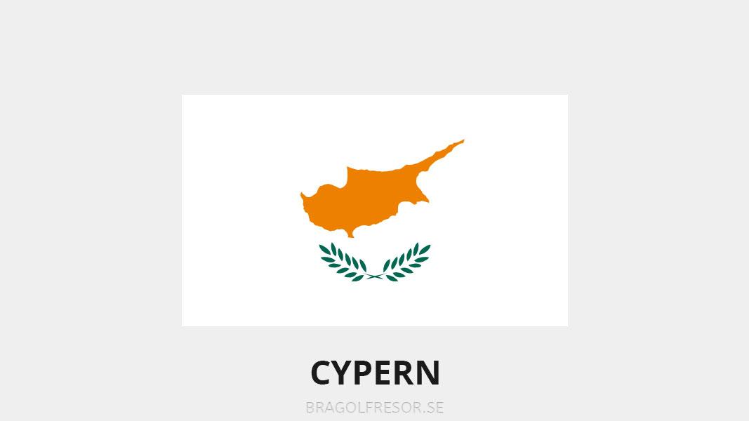 Landsinfo om Cypern - Bra Golfresor