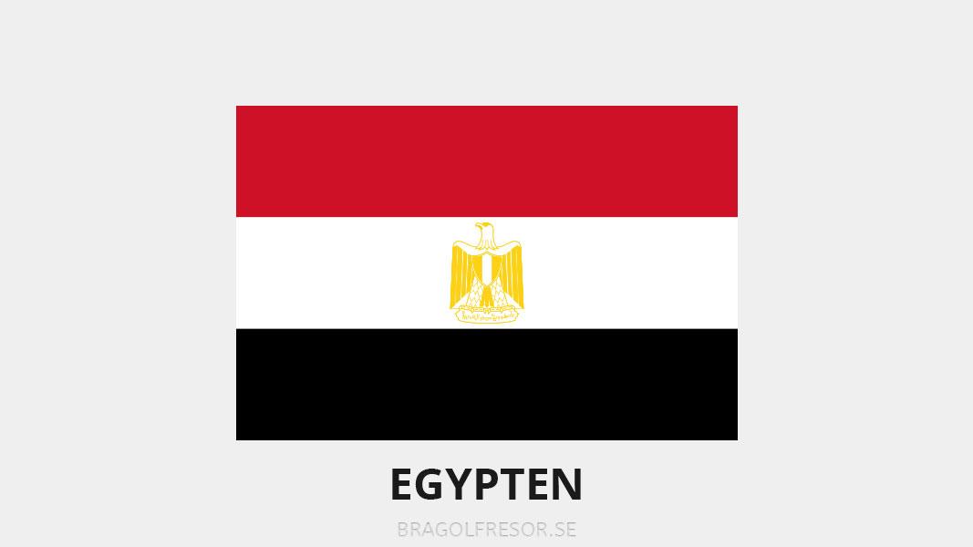 Landsinfo om Egypten - Bra Golfresor