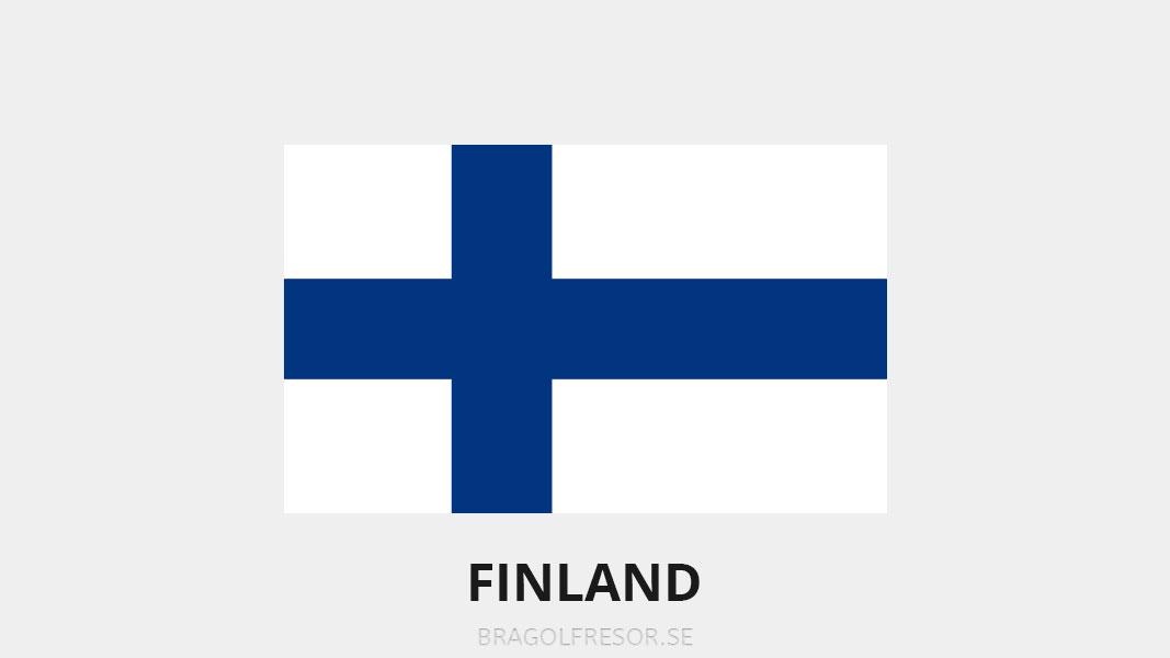 Landsinfo om Finland - Bra Golfresor