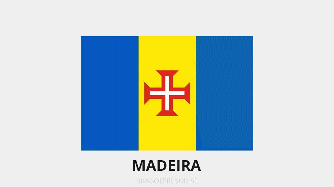 Landsinfo om Madeira - Bra Golfresor