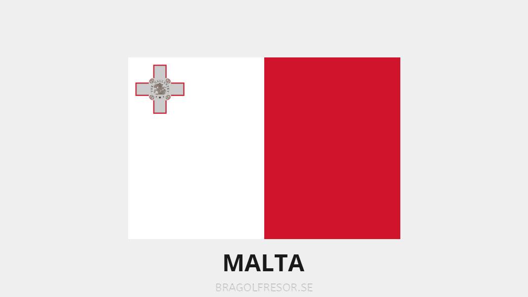 Landsinfo om Malta - Bra Golfresor