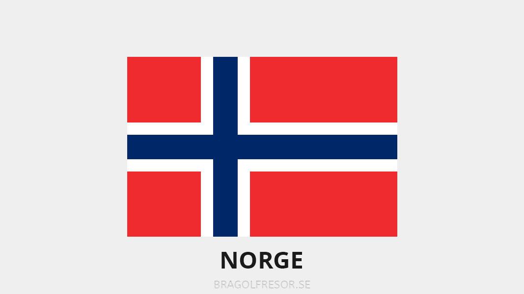Landsinfo om Norge - Bra Golfresor