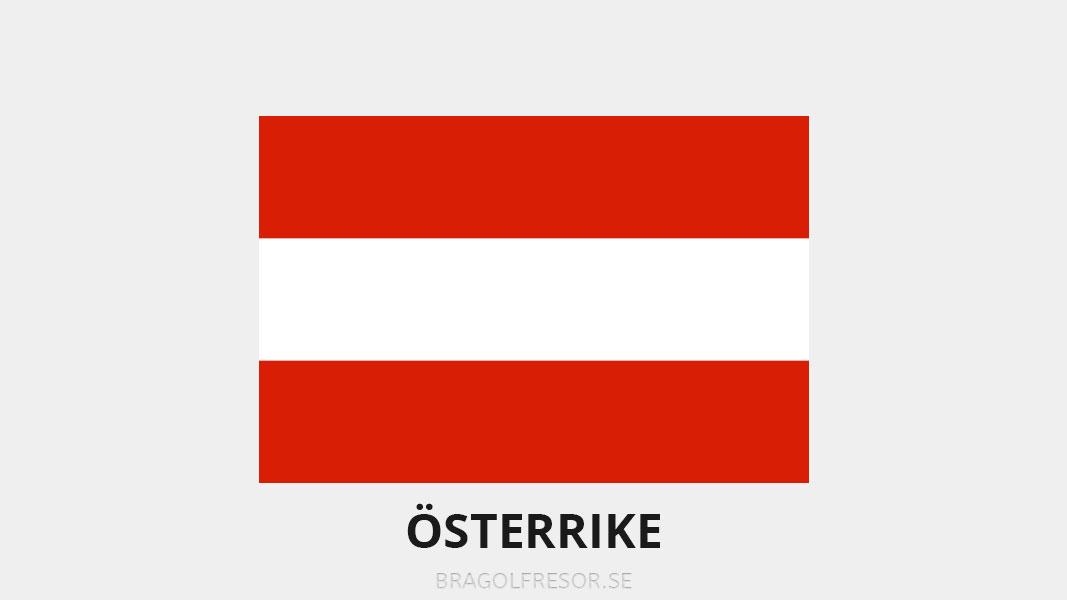 Landsinfo om Österrike - Bra Golfresor
