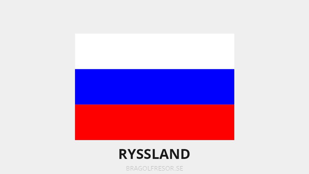 Landsinfo om Ryssland - Bra Golfresor