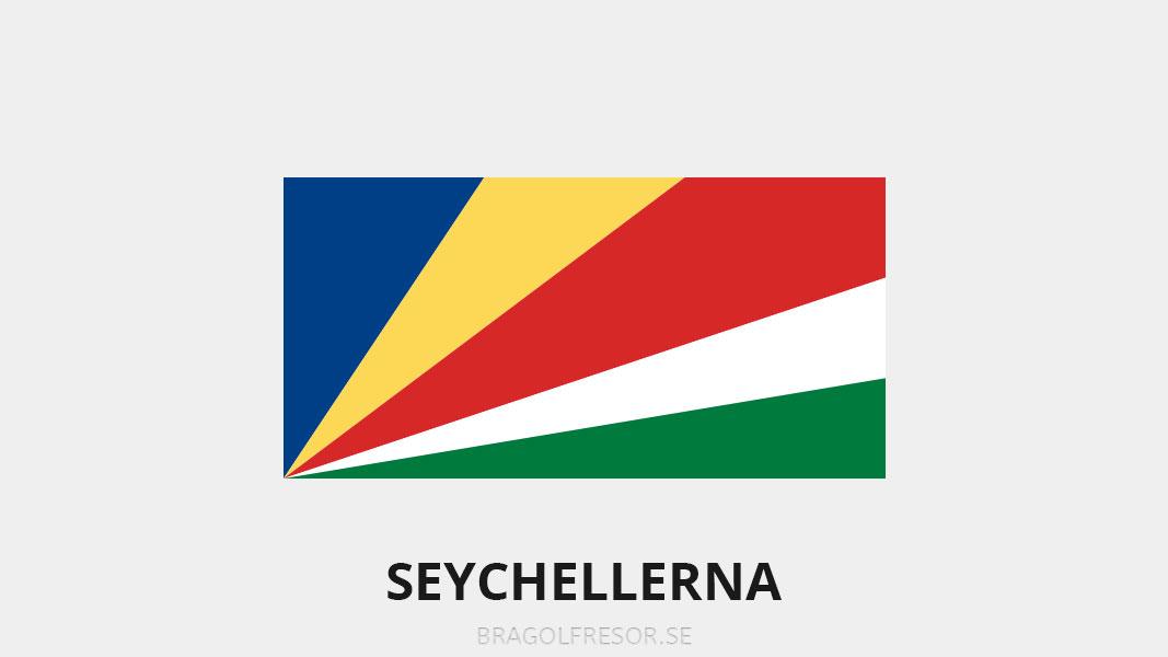 Landsinfo om Seychellerna - Bra Golfresor