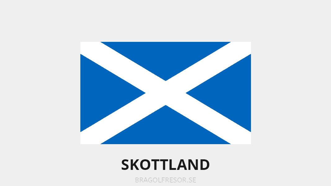 Landsinfo om Skottland - Bra Golfresor
