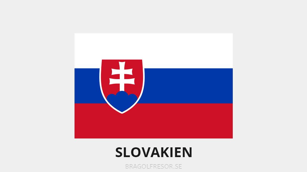 Landsinfo om Slovakien - Bra Golfresor