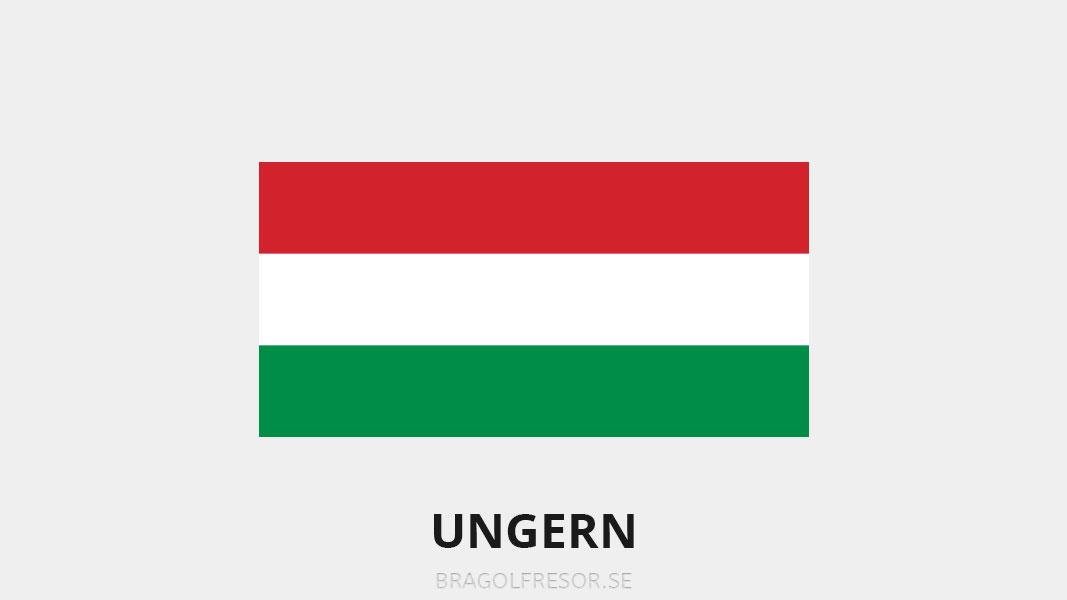 Landsinfo om Ungern - Bra Golfresor